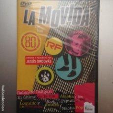 Vidéos y DVD Musicaux: LA MOVIDA DE LOS 80 - DIRIGIDO Y REALIZADO POR JESUS ORDOVAS - DVD -RTVE. Lote 200274411