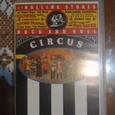 Vídeos y DVD Musicales: THE ROLLING STONES. CIRCUS, EN VHS .. Lote 202299072
