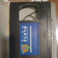 Vídeos y DVD Musicales: PINK FLOYD EN VHS GENÉRICO SIN CARÁTULA. Lote 202299491