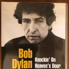 Vídeos y DVD Musicales: BOB DYLAN DVD KNOCKIN´ ON HEAVENS´S DOOR . Lote 202427658
