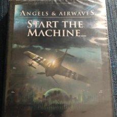 Vídeos y DVD Musicales: 'STAR THE MACHINE'. DVD MUSICAL SOBRE BLINK-182 Y ANGELS & AIRWAVES. NUEVO PRECINTADO.. Lote 204255500