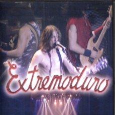 Vídeos e DVD Musicais: EXTREMODURO - DVD - GIRA 2002. Lote 204327202