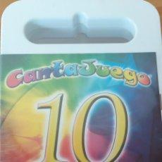 Vídeos e DVD Musicais: CD+DVD CANTAJUEGO VOL 10. Lote 204431671