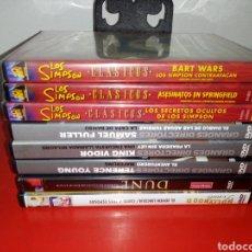 Vídeos y DVD Musicales: VARIOS. Lote 205008158