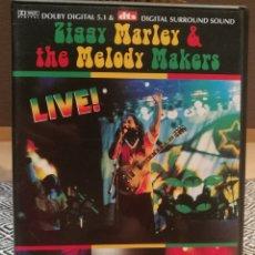 Vídeos y DVD Musicales: ZIGGY MARLEY. Lote 205384742