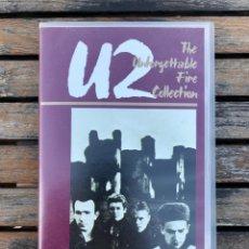 Vídeos y DVD Musicales: U2, CINTA VHS - UNFORGETTABLE FIRE COLLECTION -.POLYGRAM VIDEO AÑO 1985.. Lote 205667487