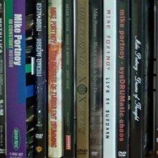 Vídeos y DVD Musicales: DVD CONCIERTOS METAL + PARCHE FIRMADO DREAM THEATER. Lote 205688616