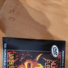 Vídeos y DVD Musicales: DVD NULEAR ASSAULT 'LOUDER HARDER FASTER'. Lote 205690190