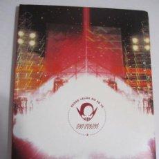 Vídeos y DVD Musicales: DVD LOS PIOJOS DESDE LEJOS NO SE VE ROCK ARGENTINO INCLUYE PUA. Lote 206148627