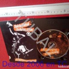 Vídeos y DVD Musicales: TUBAL TOKYO HOTEL SCHREI LIVE DVD MUSICAL DVD2. Lote 206377623