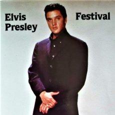 Vídeos y DVD Musicales: ELVIS PRESLEY - FESTIVAL (VHS) 1980. Lote 156775166