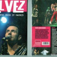 Vidéos y DVD Musicaux: EL VEZ – GOSPEL SHOW IN MADRID. Lote 206773055