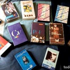 Vídeos y DVD Musicales: GENESIS - MARILLION - MEGA LOTE DE 10 VIDEOS VHS Y 2 BETA - PETER GABRIEL - PHIL COLLINS -NO CORREOS. Lote 207118612
