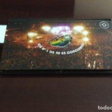 Vídeos y DVD Musicales: LOS Nº 1 DE 40 PRINCIPALES EN CONCIERTO 2 DVD FANGORIA MARTA SANCHEZ BOSE ALEJANDRO SANZ ANA TORROJA. Lote 207364496