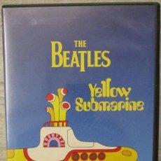 Vídeos e DVD Musicais: DVD - THE BEATLES - YELLOW SUBMARINE - DESCATALOGADO - RESTAURADA DIGITAMENTE - SONIDO ESTEREO -. Lote 207454665