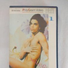 Video e DVD Musicali: VHS MUSICAL/PRINCE/LOVESEXY LIVEO 1.. Lote 207532807