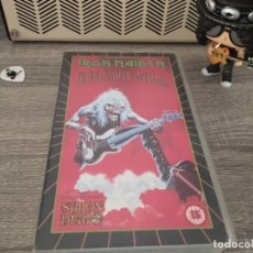 Vídeos y DVD Musicales: IRON MAIDEN RAISING HELL. Lote 207725245