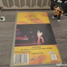 Vídeos y DVD Musicales: BLACK SABBATH - NEVER SAY DIE. Lote 207725823