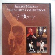 Video e DVD Musicali: FREDDIE MERCURY. THE VIDEO COLLECTION. DVD PARLOPHONE 7243 49244399. EU 2000. QUEEN.. Lote 208303237