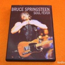 Vídeos e DVD Musicais: BRUCE SPRINGSTEEN - SOUL FEVER - RARA EDICIÓN DVD COLECCIONISTA IMPORT. Lote 208422423