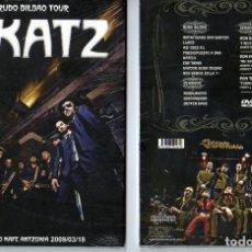 Vídeos e DVD Musicais: AKATZ RUDO BILBAO TOUR. Lote 208785650