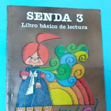 Vídeos e DVD Musicais: SENDA 3 SANTILLANA - EGB PANDORA Y LOS NIÑOS FAMOSO LIBRO LECTURAS AÑOS 80. Lote 209064382