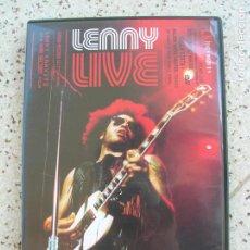 Vídeos y DVD Musicales: CONCIERTO DE LENNY KRAVITZ EN DVD. Lote 209826160