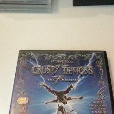 Vídeos y DVD Musicales: G-10 DVD CRUSTY DEMONS VIDEO MUSICAL. Lote 210055058