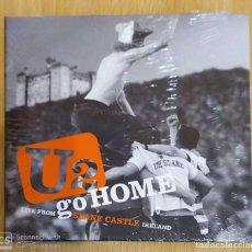 Vídeos y DVD Musicales: U2 (GO HOME - LIVE FROM SLANE CASTLE - IRELAND) DVD 2015 * PRECINTADO. Lote 210653849