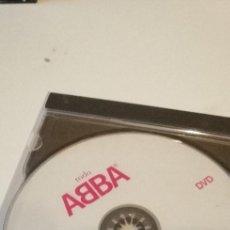 Vídeos y DVD Musicales: G-10 DVD SOLO DVD SIN CARATULA ABBA TODO. Lote 210974044