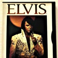 Vídeos y DVD Musicales: ELVIS PRESLEY - THE ALTERNATE ALOHA CONCERT (DVD). Lote 135064910