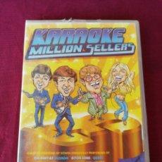 Vídeos y DVD Musicales: KARAOKE MILLION SELLERS. KARAOKE PARTY HITS. Lote 211793816