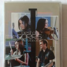 Vídeos y DVD Musicales: THE BESTO OF THE CORRS- DVD. Lote 211817853