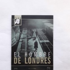 Vídeos y DVD Musicales: DVD EL HOMBRE DE LONDRES - BELA TARR - DIGIPACK - FILMOTECA FNAC - AVALON. Lote 211840377
