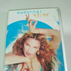 Vídeos y DVD Musicales: DVD MADONNA THE VIDEO COLLECTION 93: 99. Lote 212224356
