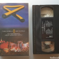Vídeos y DVD Musicales: VHS - MIKE OLDFIELD - TUBULAR BELLS II. Lote 212271787