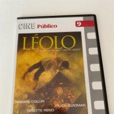 Vídeos e DVD Musicais: G-19 DVD VIDEO PUBLICO CINE LEOLO. Lote 212627355