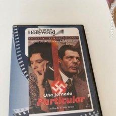 Vídeos e DVD Musicais: G-19 DVD VIDEO ICONOS DE HOLLYWOOD UNA JORNADA PARTICULAR MARCELLO MASTROIANNI. Lote 212631142