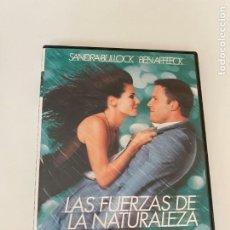 Vídeos y DVD Musicales: G-19 DVD VIDEO SANDRABULLOCK BENAFFLECK LAS FUERZAS DE LA NATURALEZA. Lote 212636445