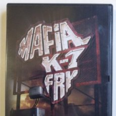 Vídeos y DVD Musicales: MAFIA K'1 FRY SI TU ROULES AVEC MAFIA K'1 FRY DVD COMPILATION HIP HOP FRANCIA RAP EDITION DVD [2003]. Lote 212843720