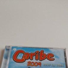Vídeos y DVD Musicales: G-21 DVD MUSICAL CARIBE 2004 VIVE LA VIDA KARAOKE. Lote 213421907