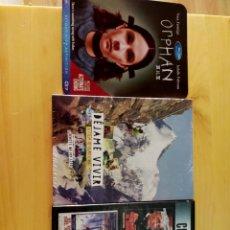 Vidéos y DVD Musicaux: LOTE 3 DVD (ORPHAN-DEJAMEVIVIR-CINEACCION). Lote 213789067