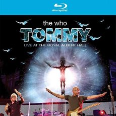 Vídeos y DVD Musicales: THE WHO ‎– TOMMY - LIVE AT THE ROYAL ALBERT HALL (BLU-RAY - PRECINTADO). Lote 214200312
