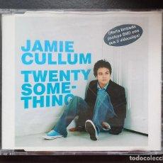 Vídeos y DVD Musicales: JAMIE CULLUM - DVD PROMOCIONAL - TWENTY SOME-THING - 3 VIDEOCLIPS. Lote 214762015