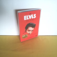 Vídeos y DVD Musicales: ELVIS PRESLEY - THE KING OF ROCK'N'ROLL - 30 HITS PERFORMANCES - DVD 2007. Lote 215345993