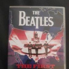 Vídeos y DVD Musicales: THE BEATLES THE FIRST U. S. VISIT DVD VER FOTOS ADICIONALES. Lote 216535371