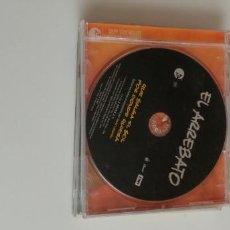 Vídeos y DVD Musicales: C-101217 DVD EL ARREBATO QUE SALGA EL SOL POR DONDE QUIERA. Lote 216596373