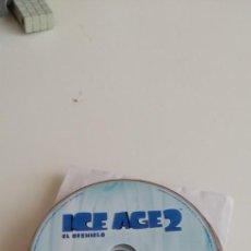 Vidéos y DVD Musicaux: C-101217 DVD ICE AGE 2 EL DESHIELO SIN CARATULA. Lote 216599351