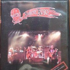 Vídeos e DVD Musicais: DVD BARON ROJO - BARON EN DIVINO. Lote 217367240