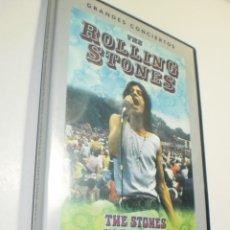 Vídeos y DVD Musicales: DVD THE ROLLING STONES. THE STONES IN THE PARK. 53 MIN (BUEN ESTADO). Lote 217368355